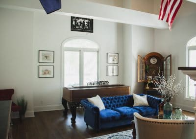 About | Respite | lounge | piano | Hotel | bed and breakfast | Paducah